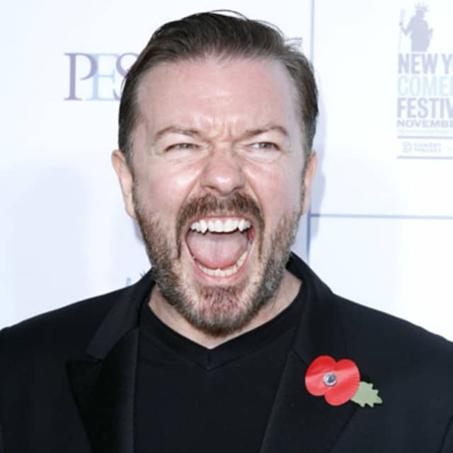 Ricky Gervais - Comedian