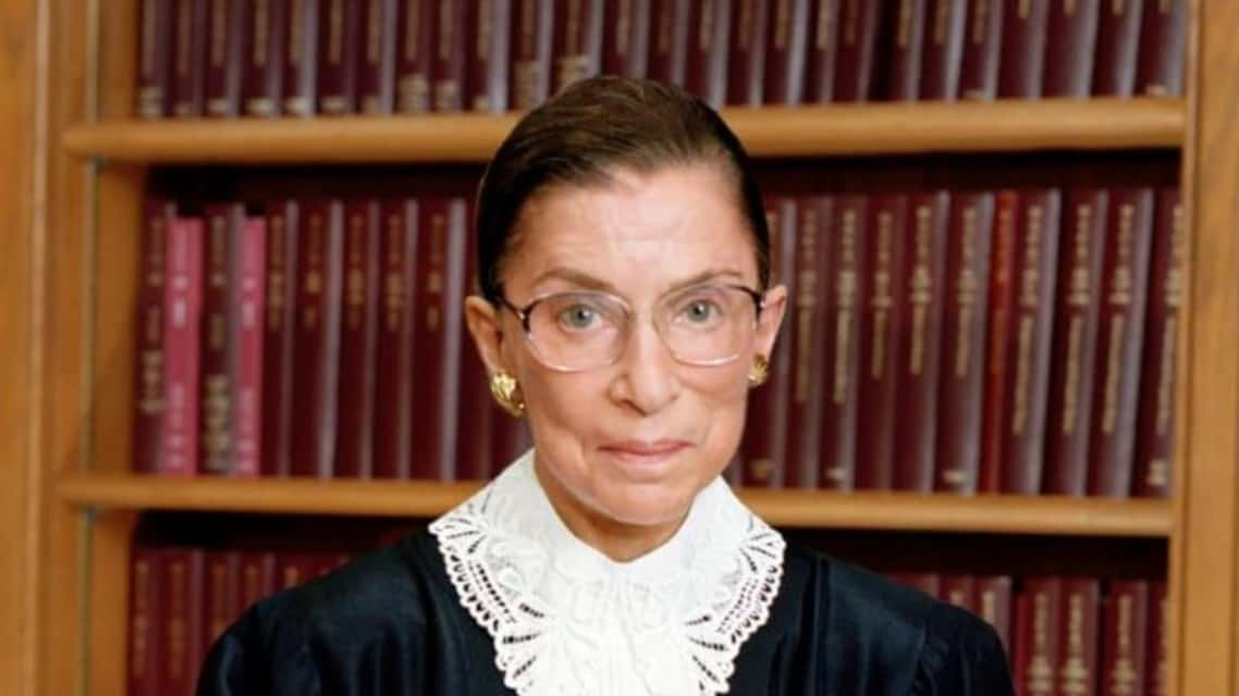 Ruth Bader Ginsburg - Associate Justice of the Supreme Court of the United States