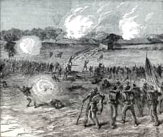 Siege of Petersburg - Jun 9, 1864 – Mar 25, 1865