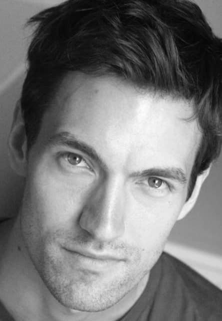 Tom Frederic - British-Japanese actor