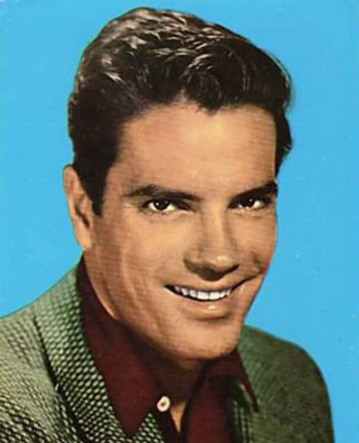 Tom Tryon - American film actor