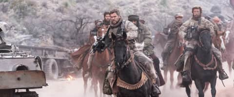 12 Strong - 2018 ‧ Drama/Action ‧ 2h 11m