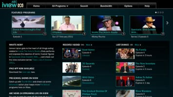 ABC iview - Media player