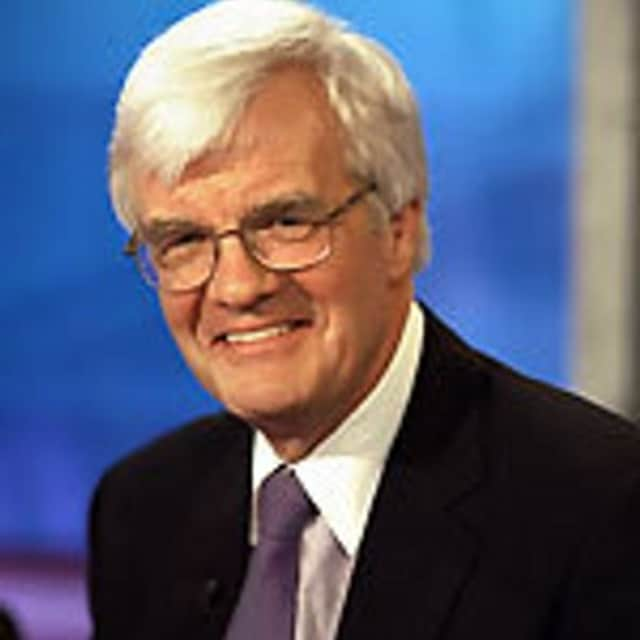 Al Hunt - American journalist