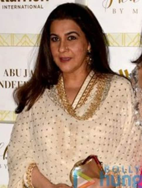 Amrita Singh - Film actress