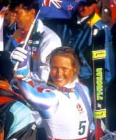 Annelise Coberger - Olympic athlete