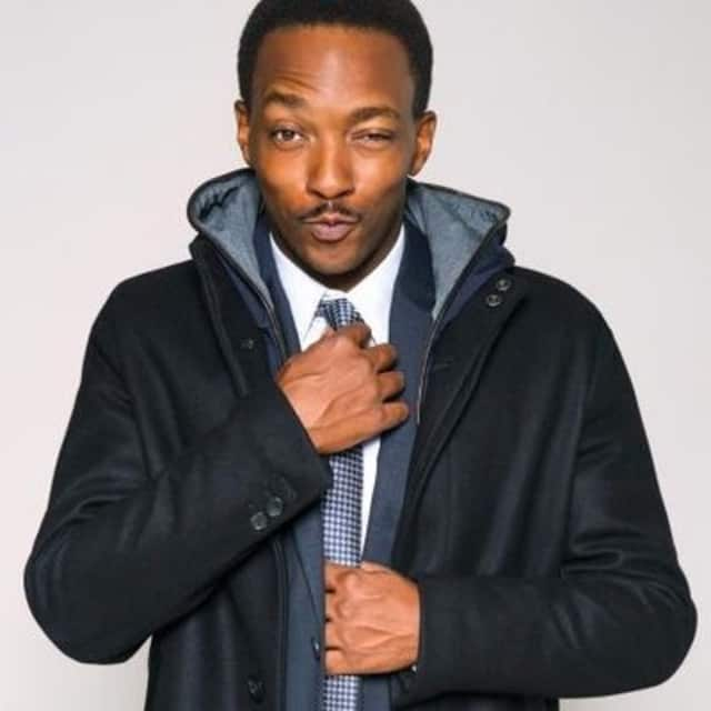 Anthony Mackie - American actor