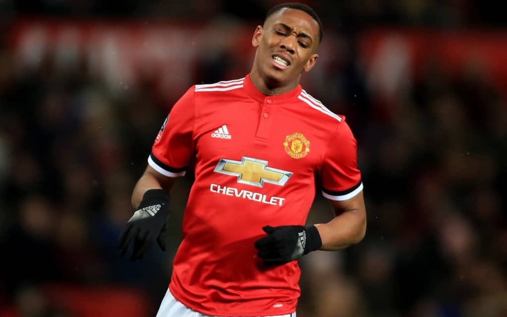 Anthony Martial - French footballer