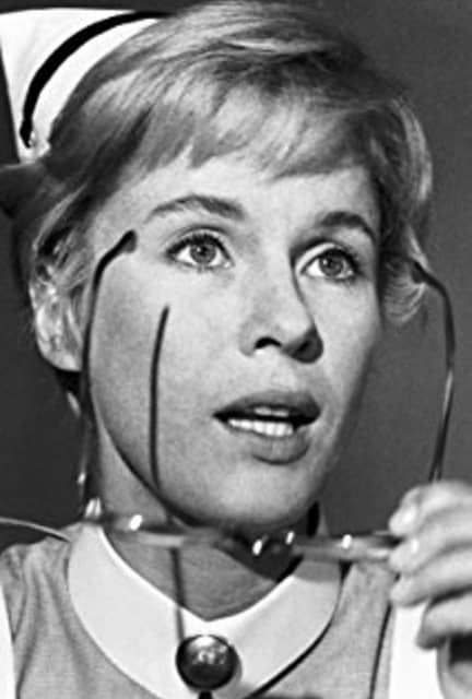 Bibi Andersson - Swedish actress