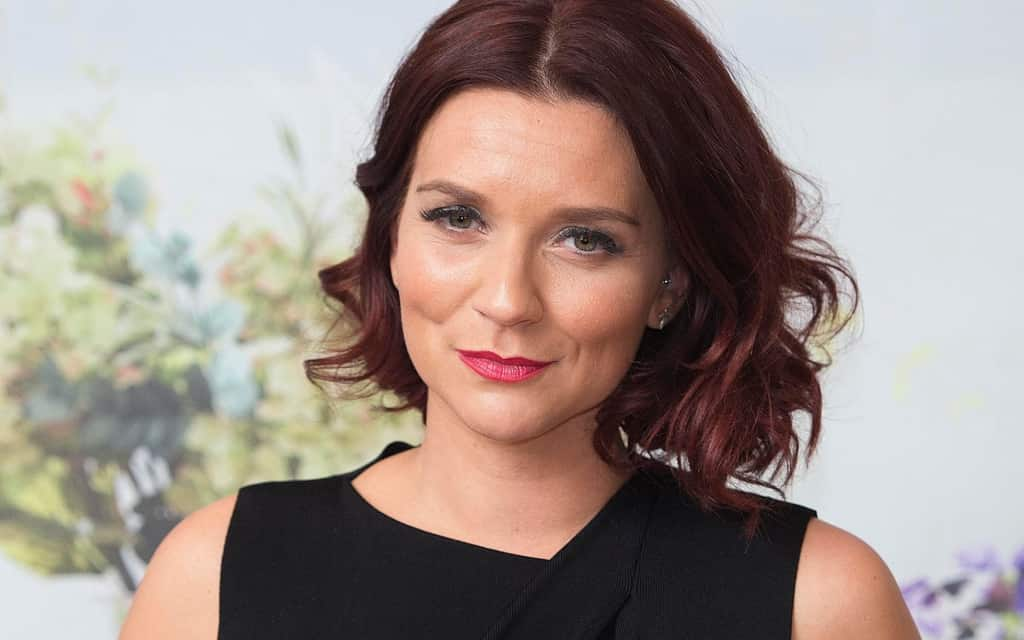 Candice Brown - British television personality