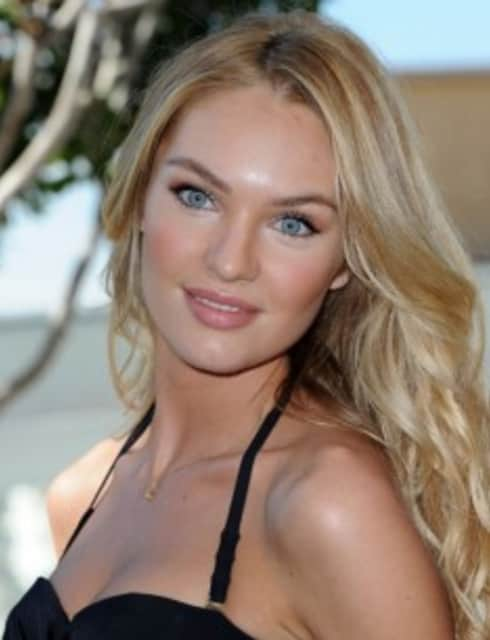 Candice Swanepoel - South African supermodel