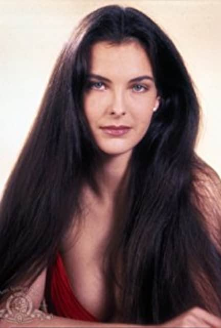 Carole Bouquet - French actress