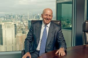 David M. Solomon - Chief Executive Officer of Goldman Sachs
