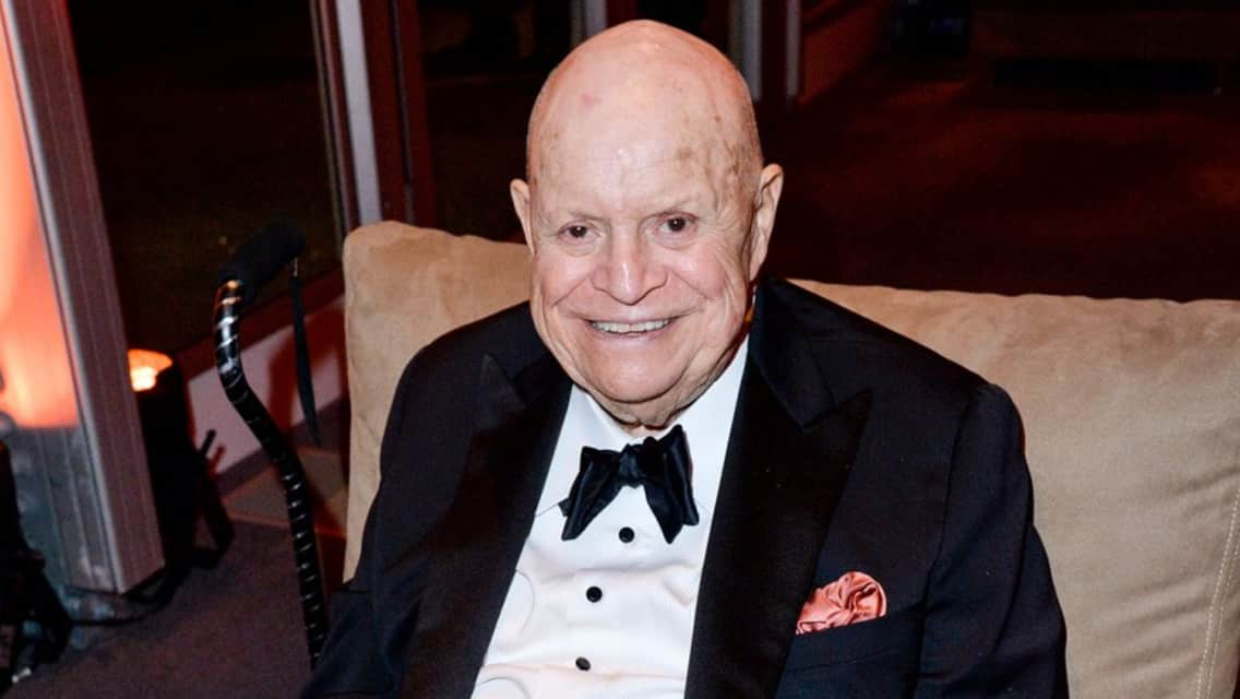 Don Rickles - American comedian