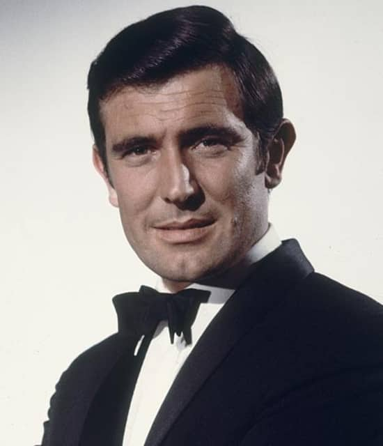 George Lazenby - Australian actor