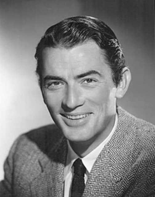 Gregory Peck -