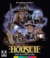 House II: The Second Story - 1987 ‧ Adventure/Horror ‧ 1h 28m