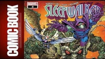Infinity Wars: Sleepwalker - Book by Chad Bowers and Chris Sims