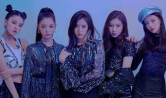 Itzy - Girl group