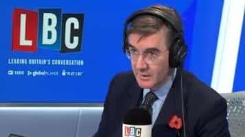 Jacob Rees-Mogg - Leader of the House of Commons of United Kingdom