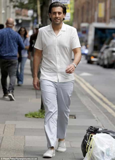 James Argent - Television personality