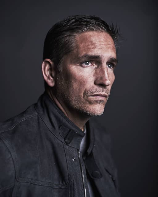 Jim Caviezel - American actor