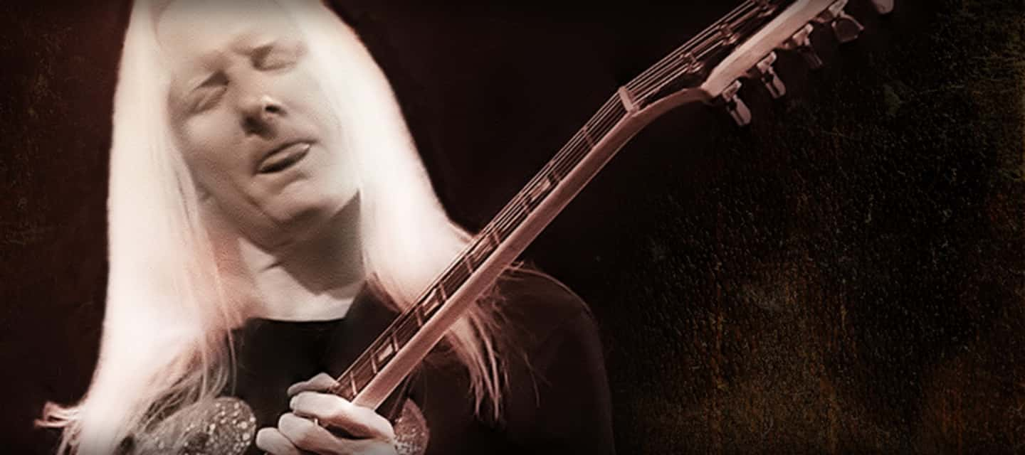 Johnny Winter - American musician