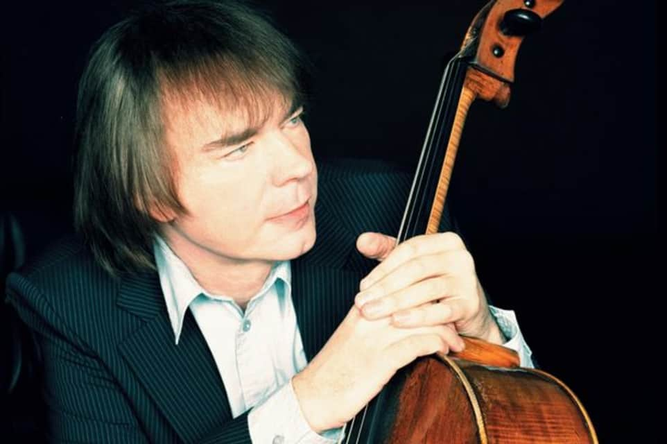 Julian Lloyd Webber - Principal of the Birmingham Conservatoire