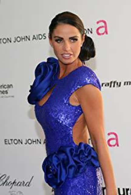 Katie Price - Television personality
