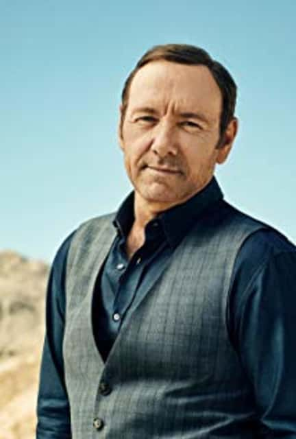 Kevin Spacey - American actor