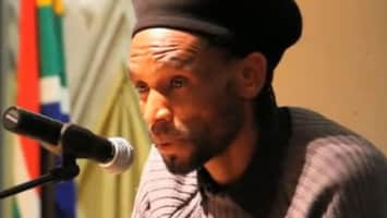 Lesego Rampolokeng - South African writer