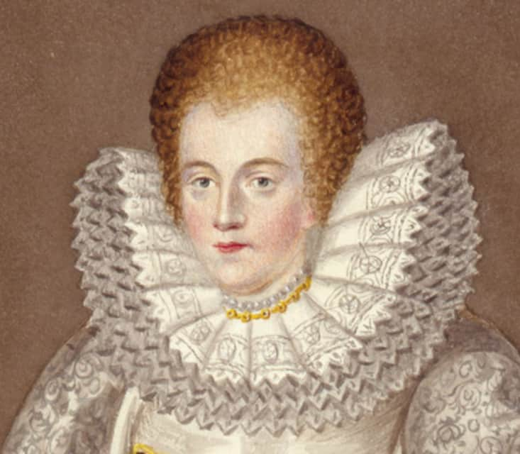 Lettice Knollys - Robert Devereux, 2nd Earl of Essex's mother