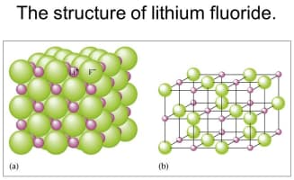 Lithium fluoride - Chemical compound