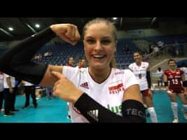 Martyna Grajber - Polish volleyball player