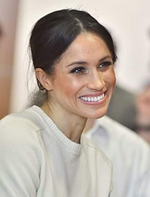 Meghan, Duchess of Sussex - American actress