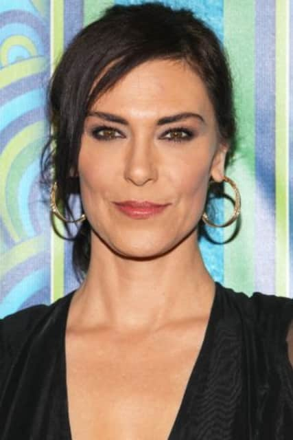 Michelle Forbes - American actress