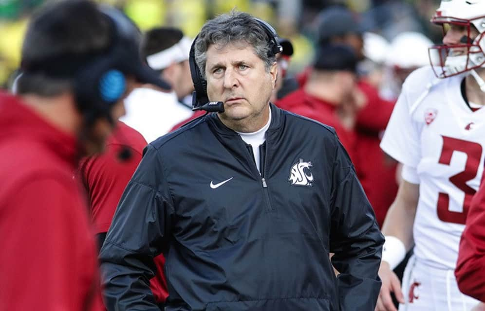 Mike Leach - American football coach
