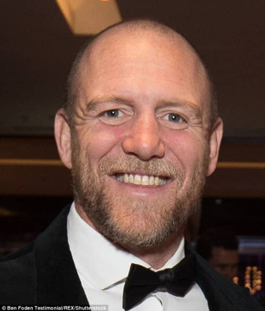 Mike Tindall - Rugby player