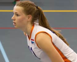 Nicole Oude Luttikhuis - Dutch volleyball player