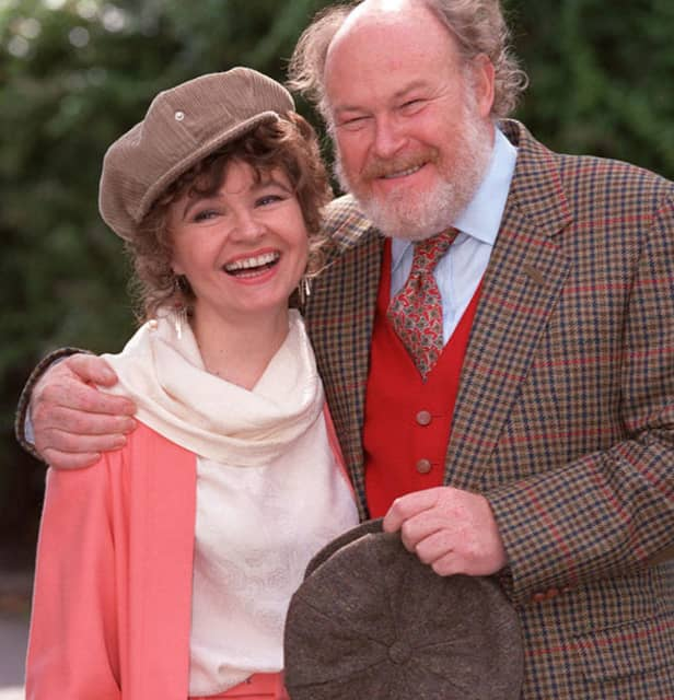 Prunella Scales - Actress