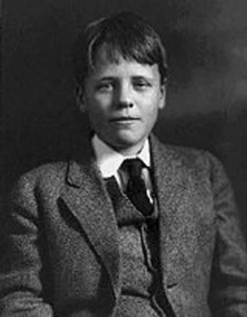 Quentin Roosevelt - Theodore Roosevelt's son