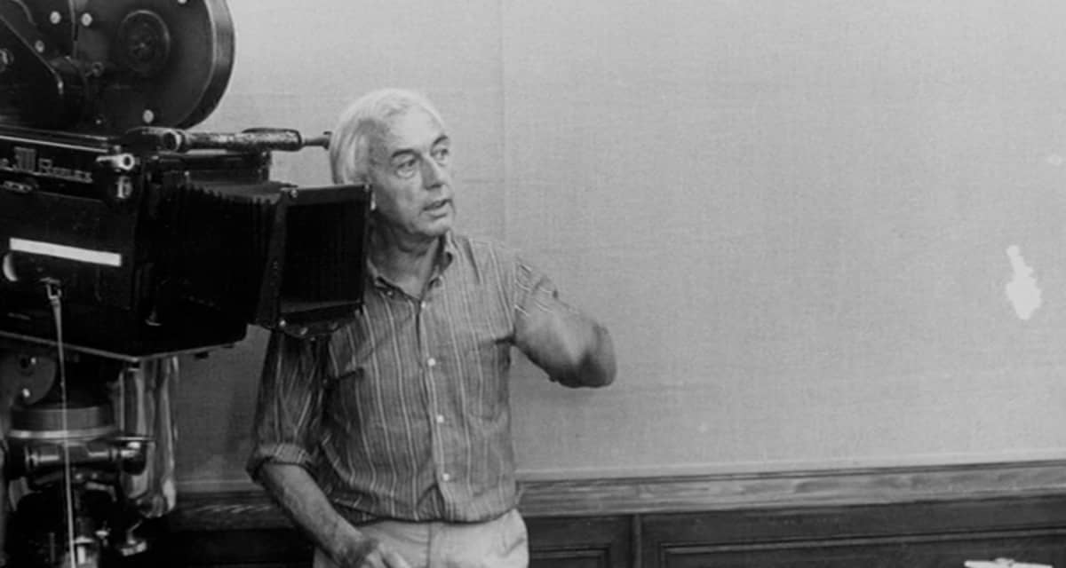 Robert Bresson - French film director