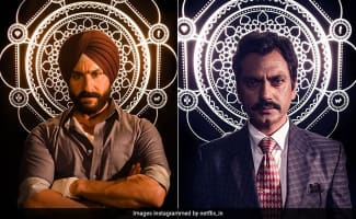 Sacred Games - Indian web television series