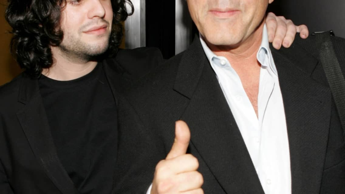 Sage Stallone - American actor