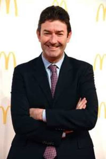 Steve Easterbrook - Corporate Executive Officer of McDonald's