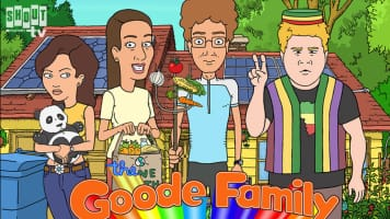 The Goode Family - American animated series