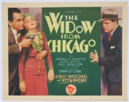The Widow from Chicago - 1930 ‧ Drama/Crime ‧ 1h 4m