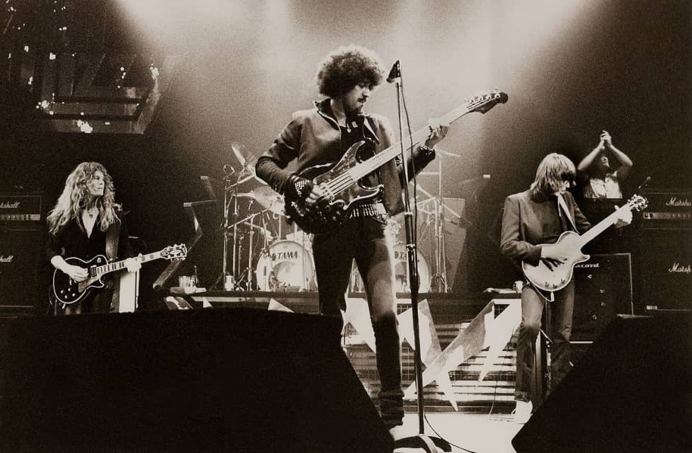 Thin Lizzy - Rock band