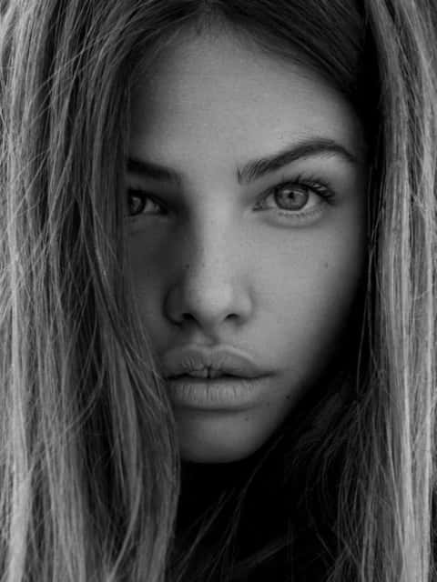 Thylane Blondeau - French model