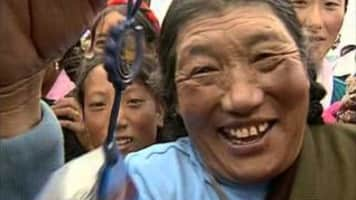 Tibet: Cry of the Snow Lion - 2002 ‧ Historical Documentary/Political cinema ‧ 1h 44m